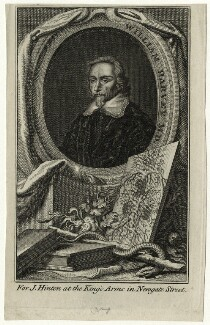 William Harvey, after Wilhelm von Bemmel, published by  John Hinton - NPG D27266
