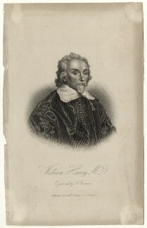 William Harvey, by Samuel Freeman - NPG D27267