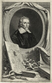William Harvey, by Jacobus Houbraken, published by  John & Paul Knapton, after  Wilhelm von Bemmel, 1739 - NPG D27271 - © National Portrait Gallery, London