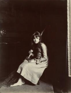 'Cinderella' (Beatrice Sothern Fanny Buckstone (Mrs Walter Warren)), by Rupert Potter - NPG x131242