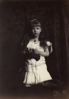'Princess Marie of Edinburgh' (Marie, Queen of Romania), by Rupert Potter - NPG x131245