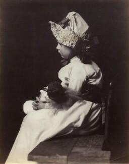 Lady Elizabeth Emily Montagu Douglas Scott (née Manners), by Rupert Potter - NPG x131246