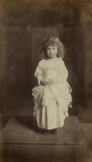 Lady Peggy Primrose, by Rupert Potter - NPG x131249