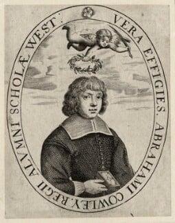 Abraham Cowley, after Unknown artist - NPG D27291