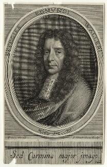 Edmund Waller, by Peter Vanderbank (Vandrebanc) - NPG D27293