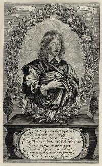 Sir John Suckling, by William Marshall - NPG D27804
