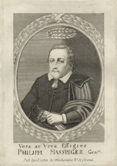 Philip Massinger, after Unknown artist, published by  William Richardson - NPG D27807