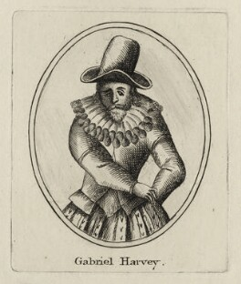 Gabriel Harvey, after Unknown artist - NPG D27819