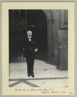 Charles Beilby Stuart-Wortley, 1st Baron Stuart of Wortley, by Benjamin Stone - NPG x35562