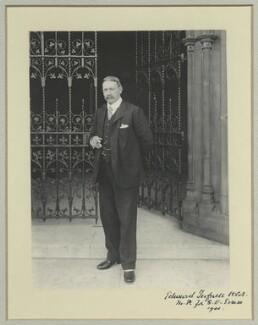 Edward Tufnell, by Benjamin Stone - NPG x35384