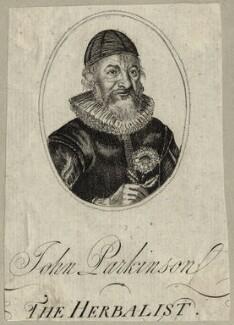 John Parkinson, after Unknown artist - NPG D27879