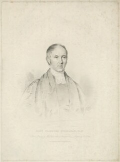 Claudius Buchanan, by Frederick Christian Lewis Sr, after  Joseph Slater - NPG D32271