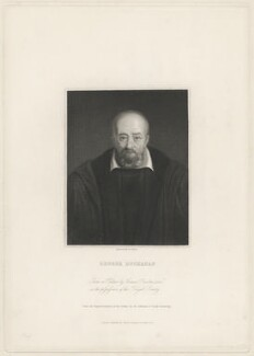 possibly George Buchanan, by Edward Scriven, after  Frans Pourbus - NPG D32273