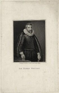 Sir Henry Wotton, after Unknown artist - NPG D27885