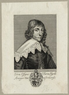 Thomas Neale, after William Marshall, published by  William Richardson - NPG D27900
