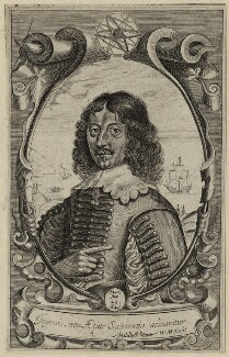 John Thompson, by William Marshall, published by  Peter Stent - NPG D27923