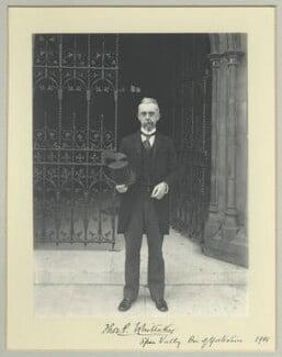 Sir Thomas Palmer Whittaker, by Benjamin Stone - NPG x35537