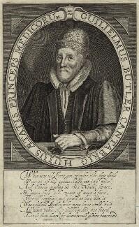 William Butler, by Simon de Passe - NPG D27929