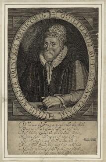 William Butler, by Simon de Passe - NPG D27930