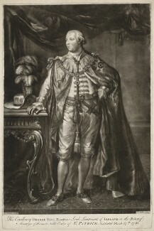 George Nugent Temple Grenville, 1st Marquess of Buckingham, by William Sadler, after  Robert Hunter - NPG D32296