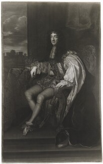 King Charles II, after Sir Peter Lely - NPG D32293