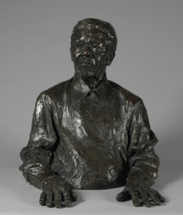 Nelson Mandela, by Ian Homer Walters, 2008, based on a work of 2001 - NPG  - Photograph © National Portrait Gallery, London