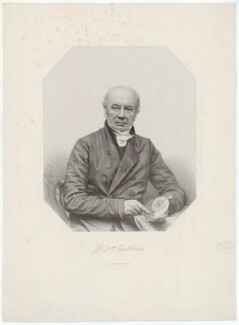 William Buckland, by Thomas Herbert Maguire, 1849 - NPG D32311 - © National Portrait Gallery, London