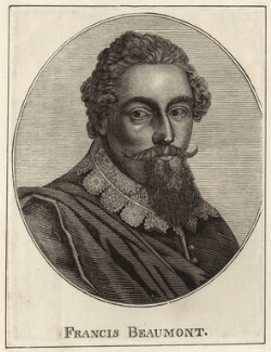 Francis Beaumont, after George Vertue - NPG D27964