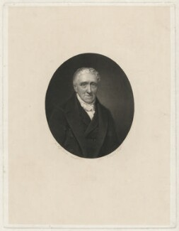 John Buckler, by John Outrim, after  Sir William John Newton - NPG D32314