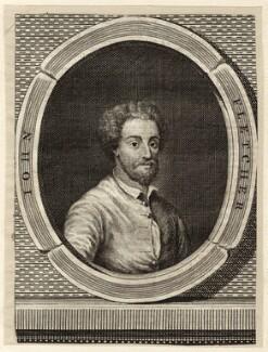 John Fletcher, after Unknown artist, mid 18th century - NPG D27966 - © National Portrait Gallery, London