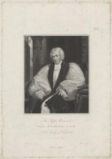 John Buckner, by William Holl Sr, after  Thomas Uwins - NPG D32317