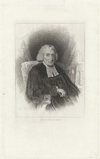 possibly John Buckner, by R. Page - NPG D32320