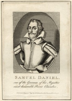 Samuel Daniel, after Unknown artist, published by  William Richardson - NPG D27976