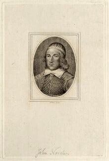 John Norden, by R. Grave - NPG D28018