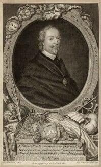 Sir Thomas Roe, by George Vertue, after  Michiel Jansz. van Miereveldt - NPG D28030