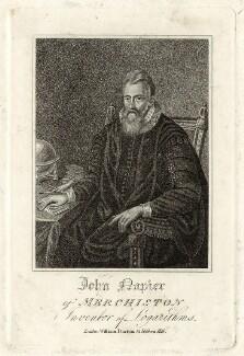 John Napier of Merchiston, after Unknown artist - NPG D28041