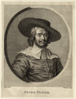 Peter Oliver, by Thomas Chambers (Chambars), after  Peter Oliver - NPG D28054