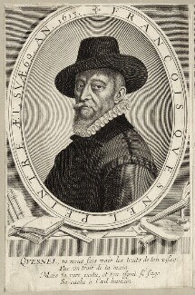 François Quesnel, after François Quesnel - NPG D28059
