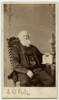 Sir Thomas Phillipps, 1st Bt, by Alexander George Tod - NPG x12731