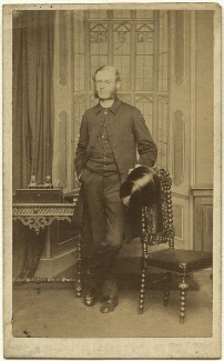 Henry William Pullen, by W.T. & R. Gowland (William Thomas Gowland & Robert Gowland) - NPG x12773