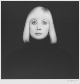 Doris Jean Saatchi (née Lockhart), by Robert Mapplethorpe - NPG x45045