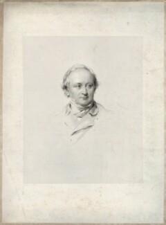 Christian Karl Josias von Bunsen, by John Henry Robinson, after  George Richmond - NPG D32387