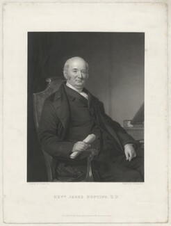 Jabez Bunting, by John Cochran, after  William Gush - NPG D32388