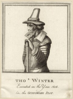 Thomas Winter, by Adam - NPG D28148