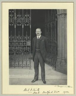 Abel Henry Smith, by Benjamin Stone - NPG x35086
