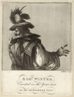 Robert Winter, by Adam - NPG D28149