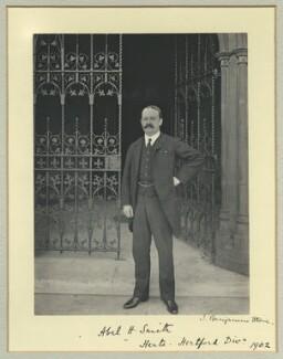 Abel Henry Smith, by Benjamin Stone - NPG x35087