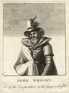 John Wright, after Unknown artist, published by  James Caulfield - NPG D28150