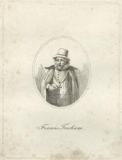 Francis Tresham, after Unknown artist - NPG D28153