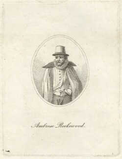 Ambrose Rookwood, after Unknown artist - NPG D28155